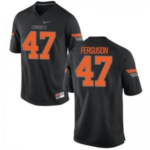 Tyler Ferguson OK State Football For Men Game Jerseys - Black