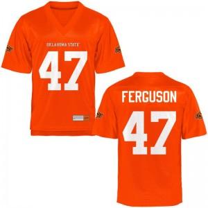 Tyler Ferguson OK State University Mens Limited Jersey - Orange