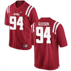 Will Gleeson Ole Miss Official Men Limited Jerseys - Red