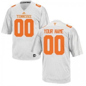 Tennessee College For Kids Limited Custom Jerseys - White