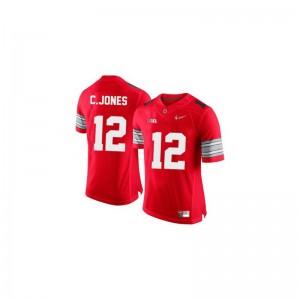 Cardale Jones OSU Alumni Kids Limited Jerseys - #12 Red Diamond Quest Patch