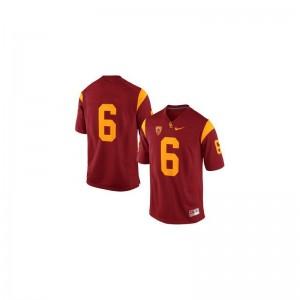 Cody Kessler USC High School Kids Game Jersey - #6 Cardinal