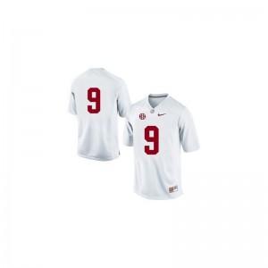 Amari Cooper Alabama College Youth Game Jersey - #9 White