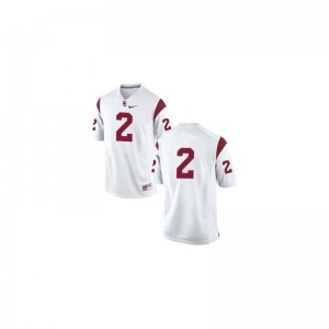 Adoree' Jackson USC Trojans Football Kids Game Jersey - #White